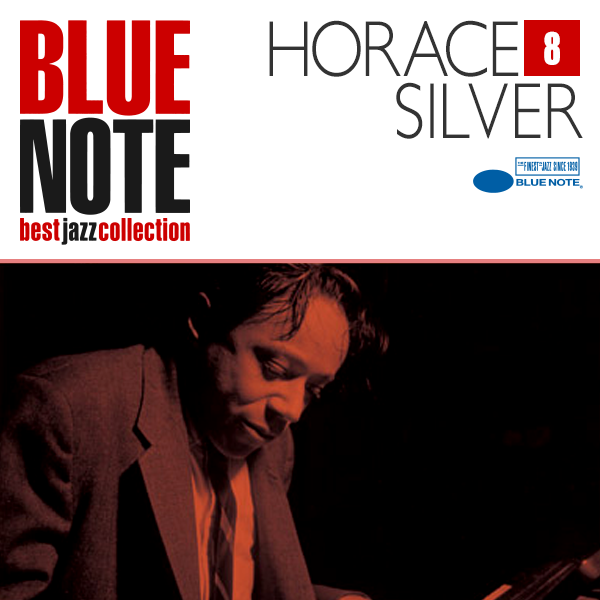 BLUE NOTE 08. HORACE SILVER