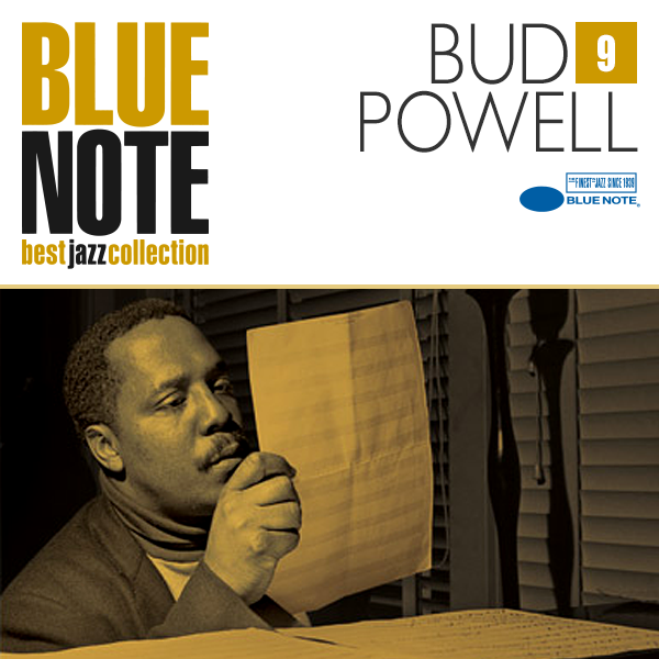 BLUE NOTE 09. BUD POWELL