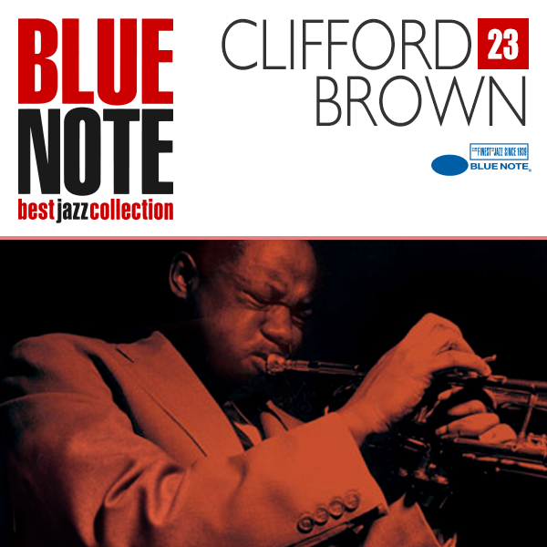 BLUE NOTE 23. CLIFFORD BROWN