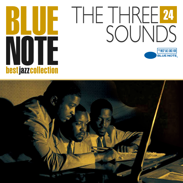 BLUE NOTE 24. THE THREE SOUNDS
