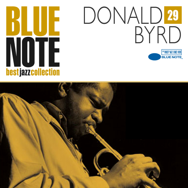 BLUE NOTE 29. DONALD BYRD