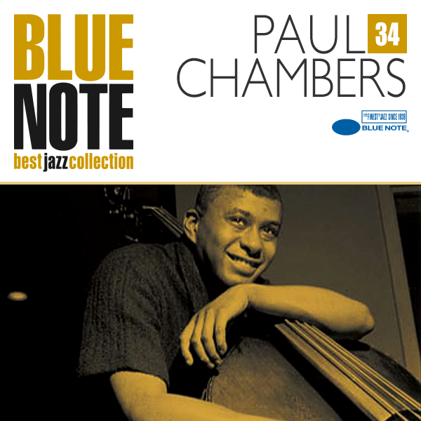 BLUE NOTE 34. PAUL CHAMBERS