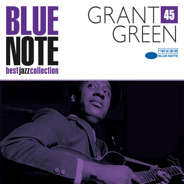 BLUE NOTE 45. GRANT GREEN