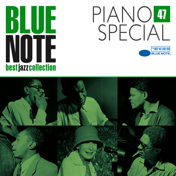 BLUE NOTE 47. PIANO SPECIAL