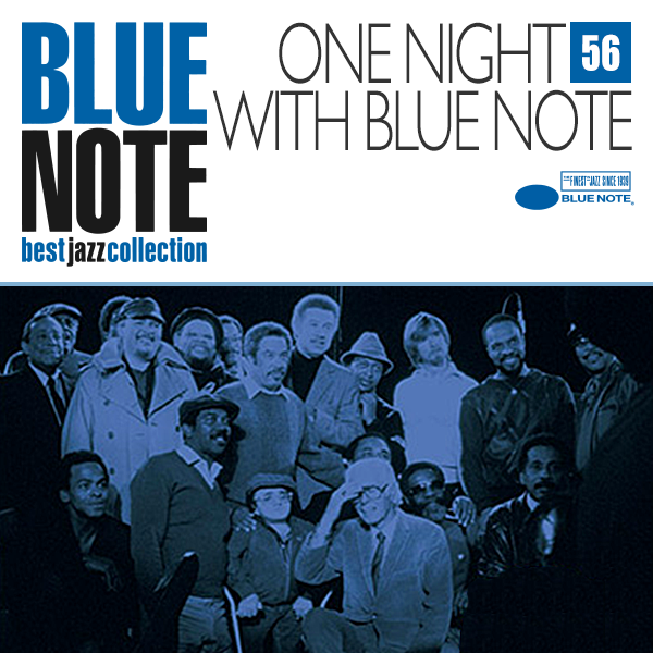 BLUE NOTE 56. ONE NIGHT WITH BLUE NOTE