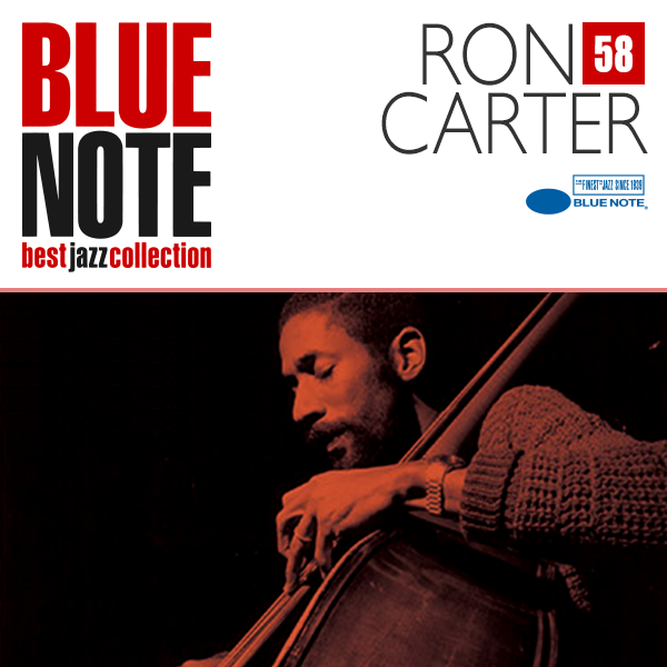 BLUE NOTE 58. RON CARTER