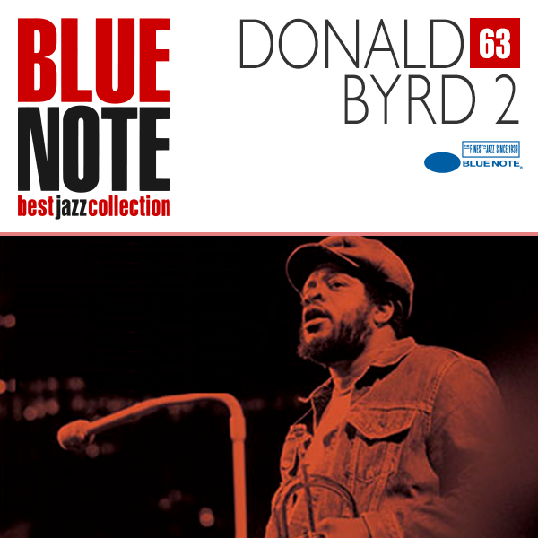 BLUE NOTE 63. DONALD BYRD 2