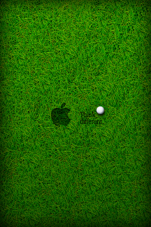Grass Golf Wallpaper